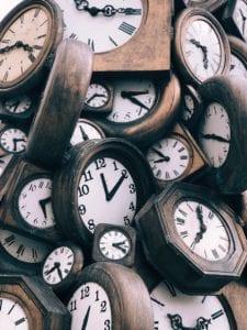 clock busy
